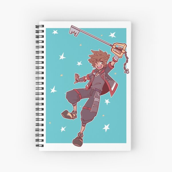 Sora Spiral Notebook