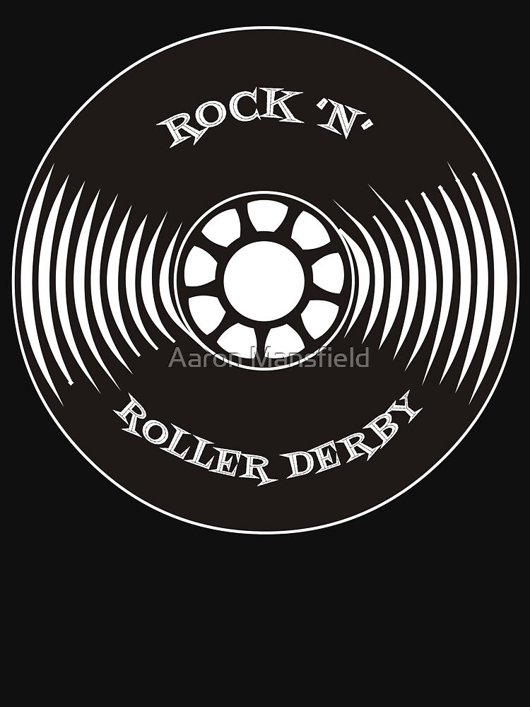 Rock N Roller Derby by StarAdrael