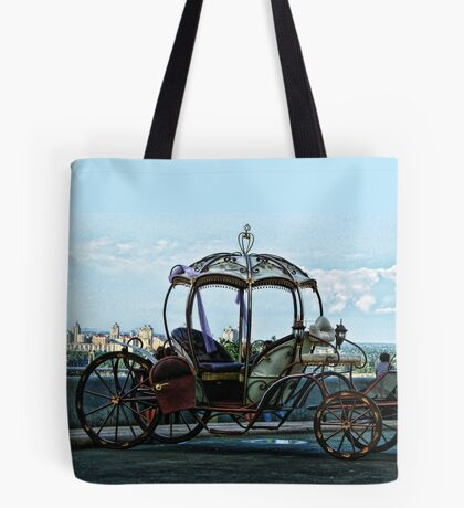 Queen's carriage Tote Bag