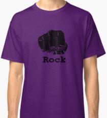 Rock Paper Scissors T-shirt (ROCK) Classic T-Shirt