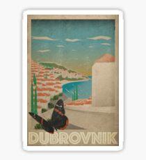 Dubrovnik Sticker
