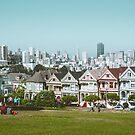 San Francisco Painted Ladies 2 by TPRVisuals