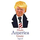 Trump: Made America Great Again by Ron Marton