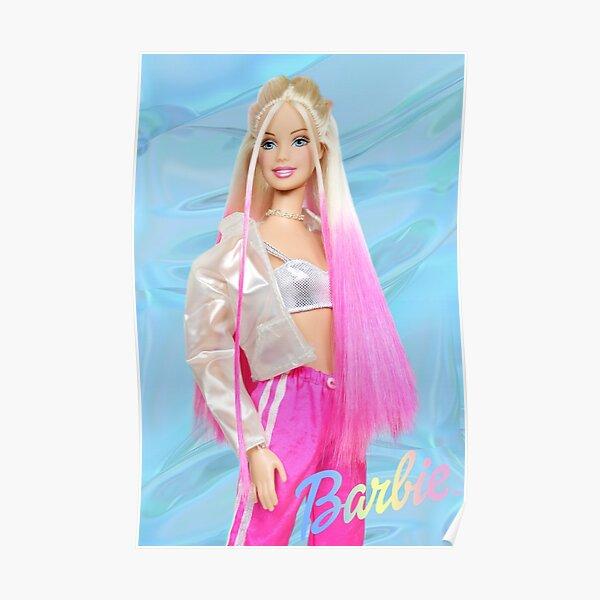 Y2K Barbie Poster