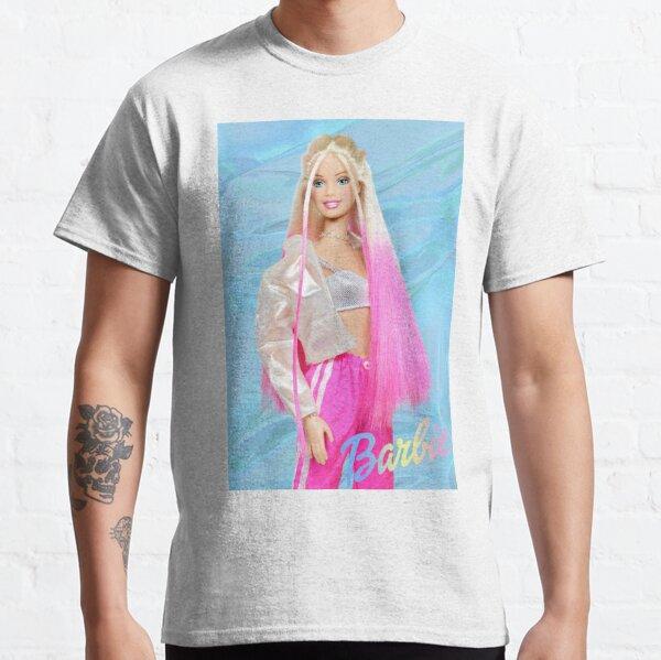 Y2K Barbie Camiseta clásica