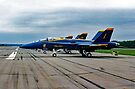 Precision - USN Blue Angels at 50 by John Schneider
