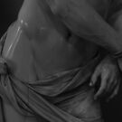 Christ Study - Hands and Torso  by Matsumoto