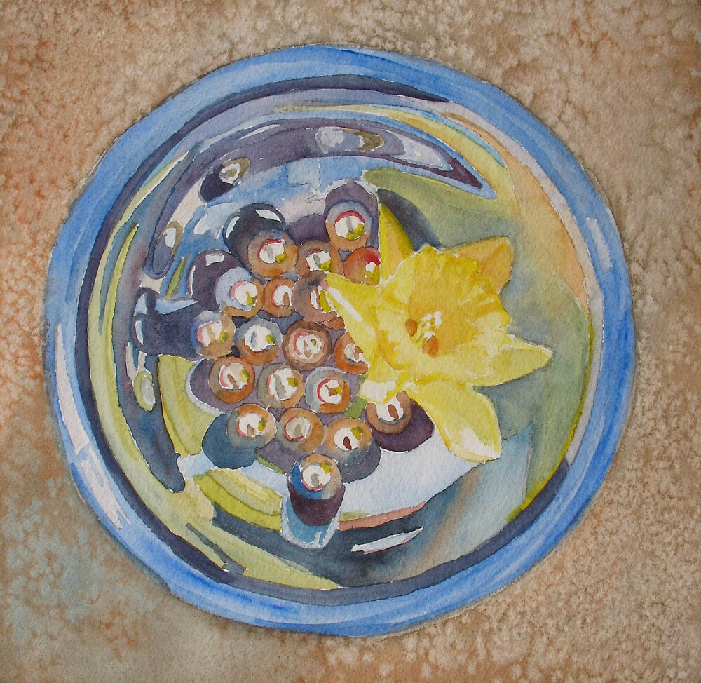 The Magic Bowl II by JennyArmitage