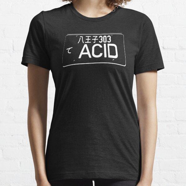 Japanese Acid House 303 Plate Essential T-Shirt