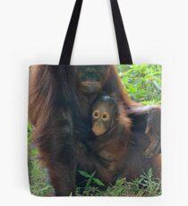 Sumatran Orangutan 1 Tote Bag