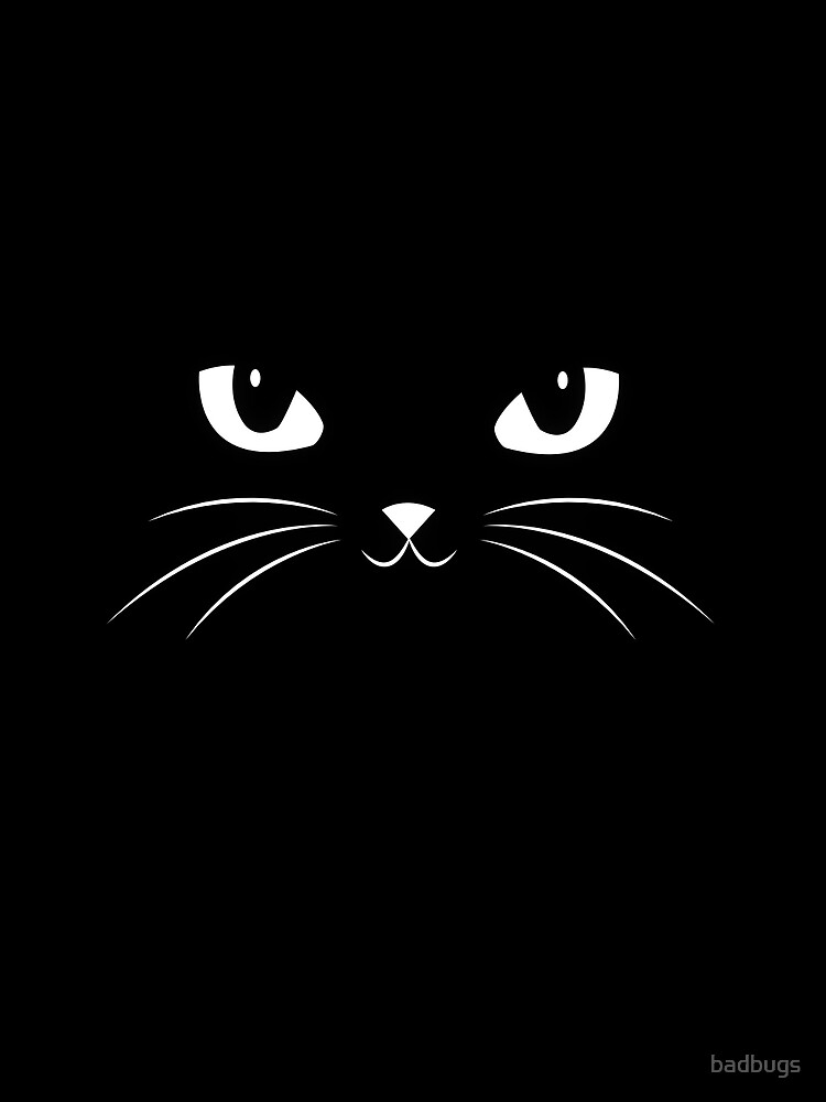 Cute Black Cat by badbugs