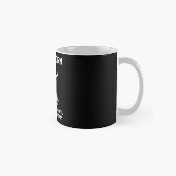 Aunticorn Unicorn Aunt Classic Mug