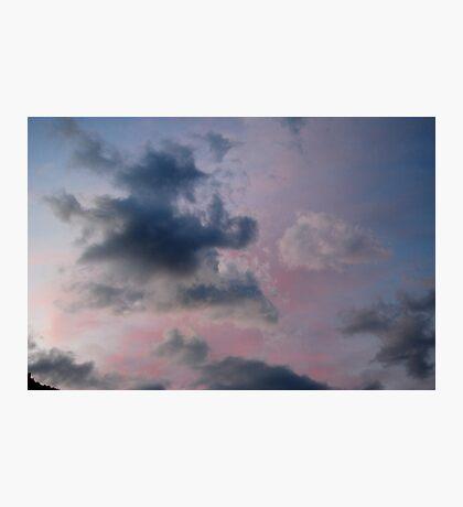 Summer Solstice Sunset Photographic Print