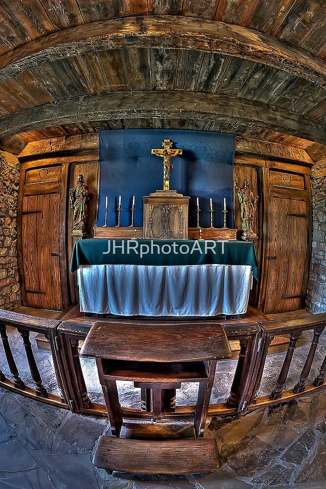 Power of mood - Fort Niagara by JHRphotoART