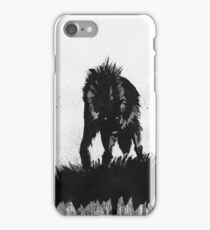 Night Prowler iPhone Case/Skin