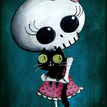 Little miss Death by colonelle