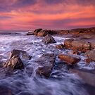 Sunset over Gracetown by Paul Pichugin