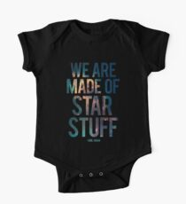 We Are Made of Star Stuff - Carl Sagan Quote One Piece - Short Sleeve