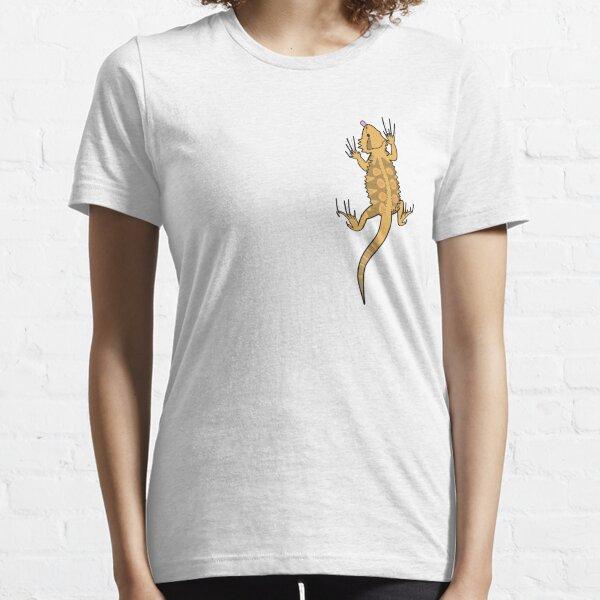 Beardie on the climb Essential T-Shirt