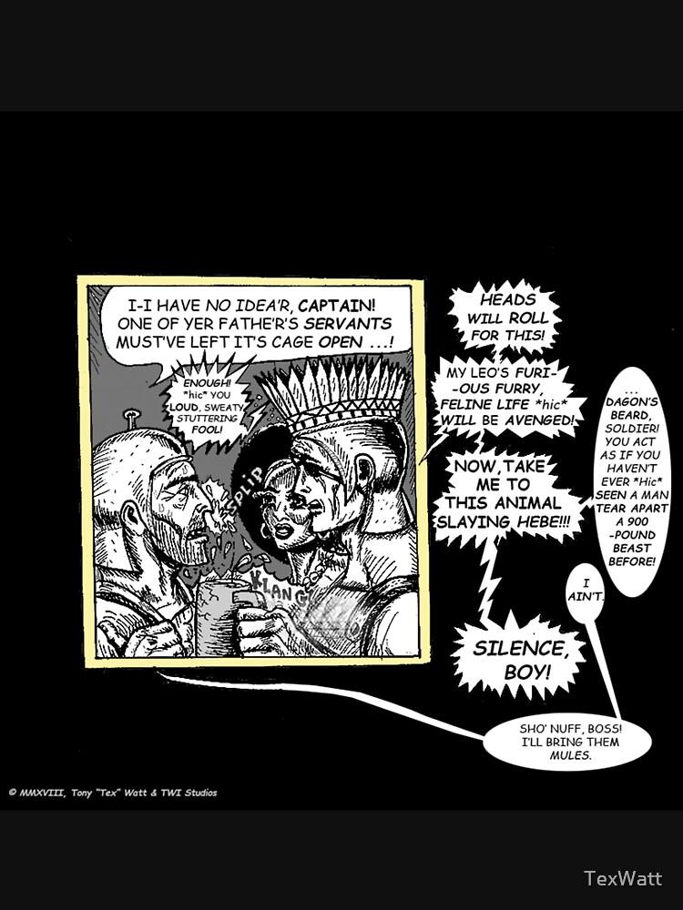 Tex Watt's Epic Bible Project Movie Storyboard #11 by TexWatt