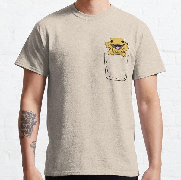 Pocket Beardie Classic T-Shirt