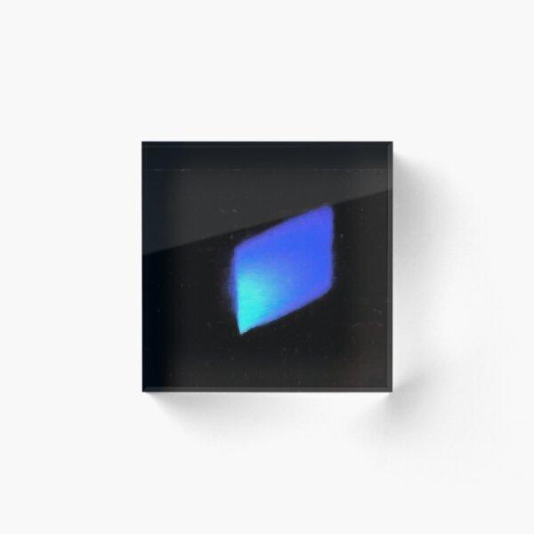 Crystal Reflection Acrylic Block