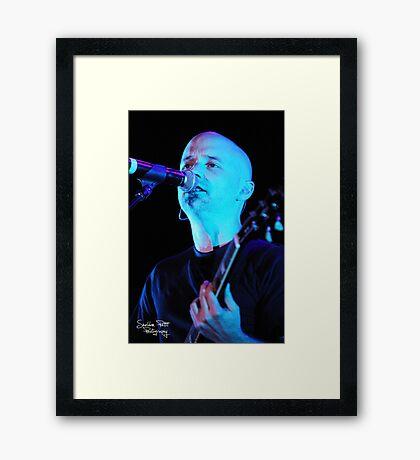 Moby Framed Print