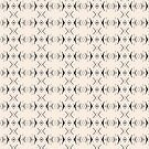 East African Inspired Neutral Marks Pattern by SandAndChi