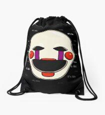 Five Nights at Freddy's - FNAF 2 - Puppet - It's Me Drawstring Bag