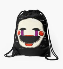 Five Nights at Freddy's - FNAF 2 - Puppet - It's Me Drawstring Bag