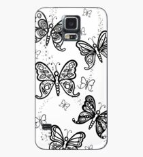 Just Add Colour -Butterfly Sparkle Case/Skin for Samsung Galaxy