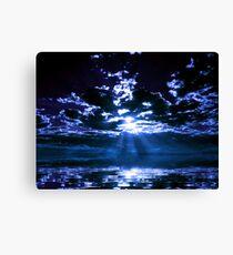 Blue Lagoon  Leinwanddruck