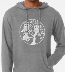 Just Add Colour - Tree of Knowledge  Lightweight Hoodie