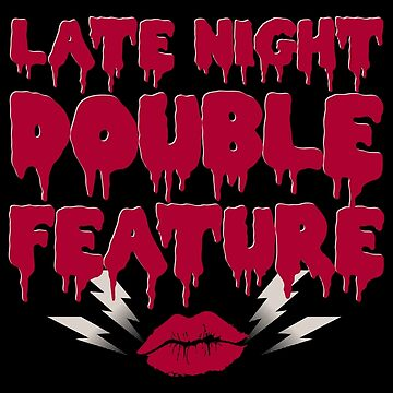 Late Night Double Feature - Rocky Horror by Nemons