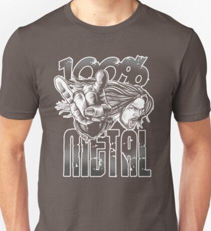 100% Metal - Dark T-Shirt