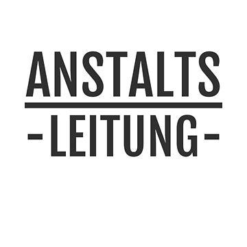 Anstaltsleitung Madhouse Batty People by Team150Designz