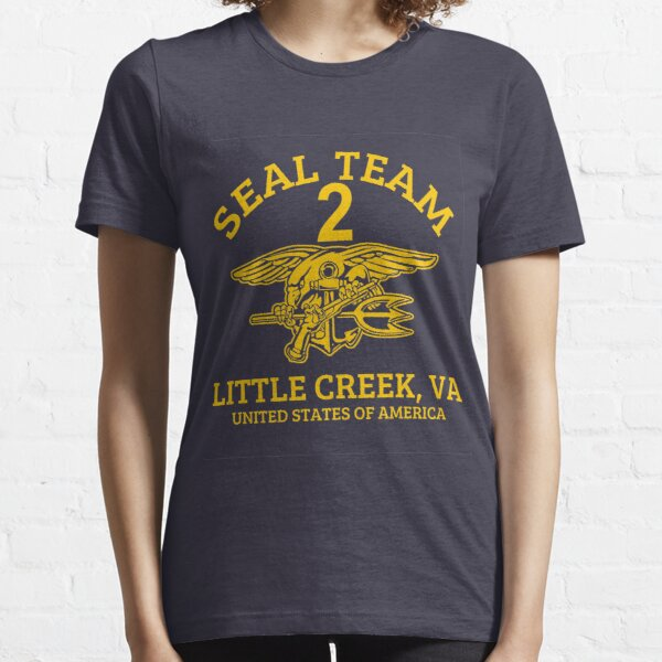 EE.UU. SEALS Navy - Seal Team 2 Camiseta esencial