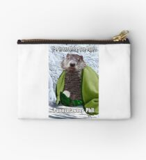 It's Groundhog Day Again Studio Pouch