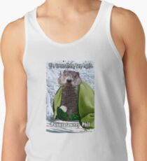It's Groundhog Day Again Tank Top