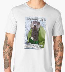 It's Groundhog Day Again Men's Premium T-Shirt