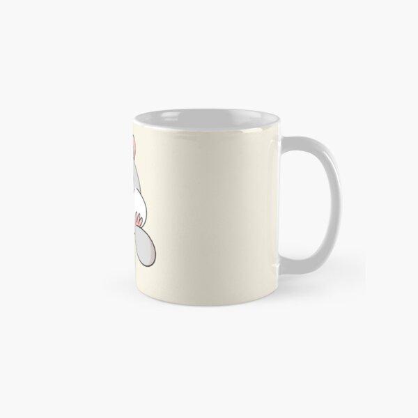 Tam the Tiny Hamster, with heart eyes. Classic Mug