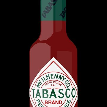Tabasco Bottle by KnightsOfShame