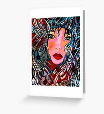 Surrounded by You Greeting Card