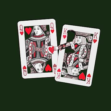 Playing card Romance, Poker, Casino, Gift, Valentine 's day Love Romantic Gift  by MDAM