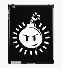 Funny Bomb - Black T iPad Case/Skin