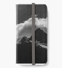 Panorama of Cascades  iPhone Wallet/Case/Skin