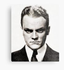 James Cagney, Hollywood Legend Metal Print