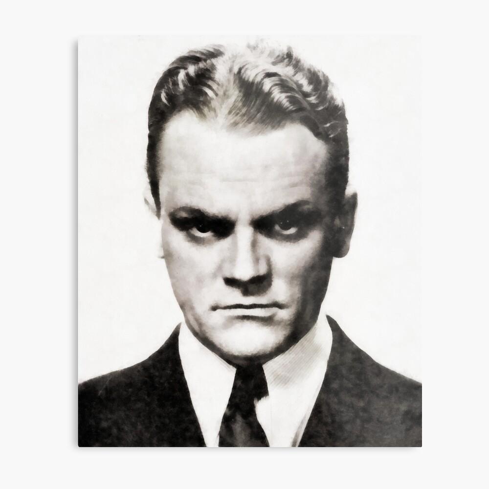 James Cagney, Hollywood-Legende Metallbild