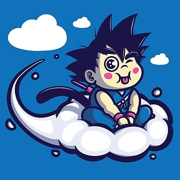 Cloud Monkey by scoweston