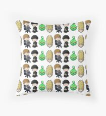Mob Psycho Throw Pillow